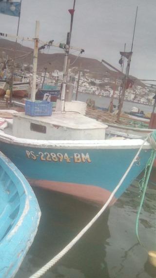 Vendo Embarcación Pesquera