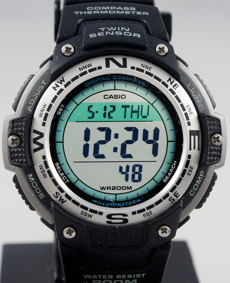 Relógio Masculino Casio Sgw100-1v