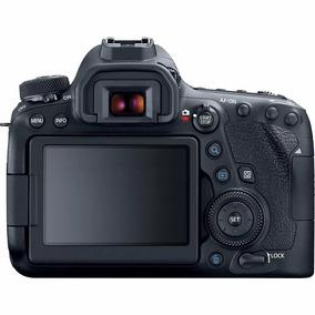 Camera,maquina Eos 6d Mark Ii Kit C/24-105 F4 Is L Usm Ii