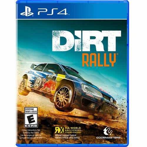 Dirt Rally Legend Edition Semi-novo Ps4