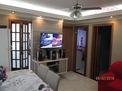 Apartamento 2 Dorms, Jd. Adriana, Guarulhos, Próx. Shopping Pateo. - Ap0050