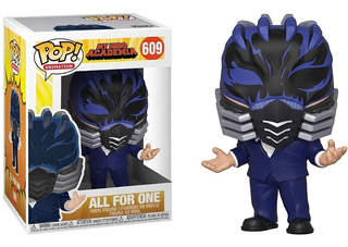Funko Pop Animation # 609 All For One My Hero Academia