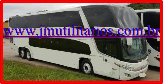 Paradiso Dd 1800g7 Ano 2017 Scania K400 56l Ar Wc Jm Cod.749