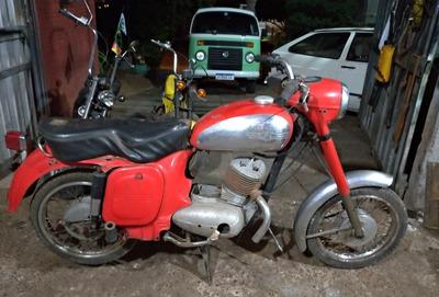 Jawa Cz 250cc Motociclo