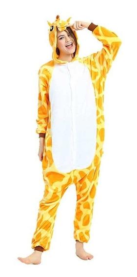 Pijama Kigurumi Disfraz Jirafa Envío Gratis!