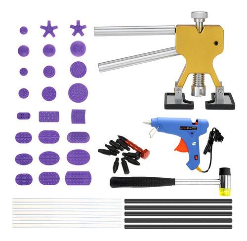 Imagen 1 de 9 de Kit De Reparación De Abolladuras Para Coche