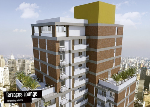 Apartamento - Padrão, Para Venda Em São Paulo/sp - Esquina123
