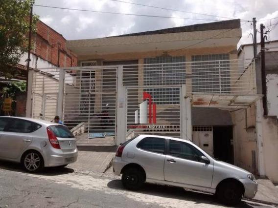 Galpão Para Alugar, 380 M² Por R$ 4.500/mês - Casa Verde - São Paulo/sp - Ga0021