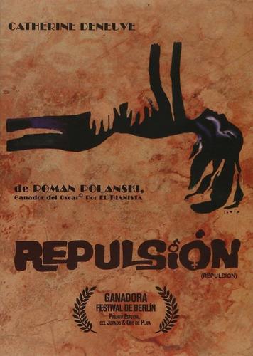 Repulsion 1965 Roman Polanski Pelicula Dvd