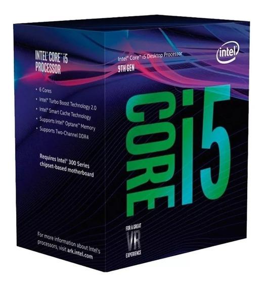 Micro Procesador Intel Core I5 9400 4.1ghz Lga 1151