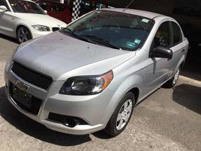 Chevrolet Aveo Ls Std 5 Vel Ac 2017
