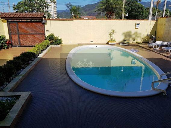 Casa Com 3 Dorms, Indaiá, Caraguatatuba - R$ 530 Mil, Cod: 258 - V258