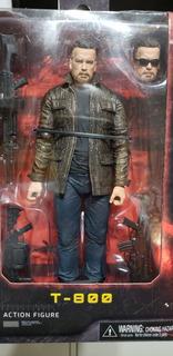 Neca Terminator T 800 Dark Fate T-800 Ultimate Fotos Propia