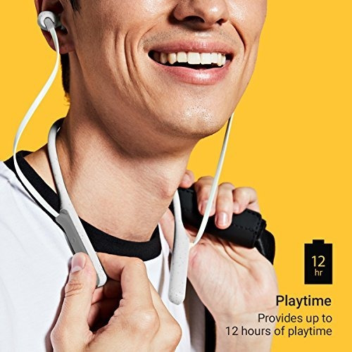 Jam Tune Bluetooth Neckband Auricular 30 Ft. Gama 12 Bwwy