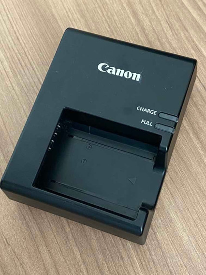 Carregador Canon Lc-e10 Para Câmeras Eos Rebel T3, T5, T6