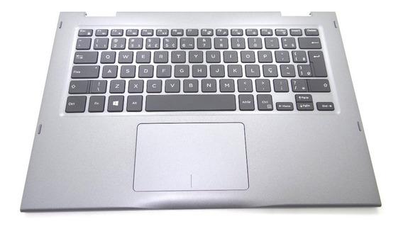 Teclado + Carcaça Palmrest Dell Inspiron 5368 5378 - 0jchv0