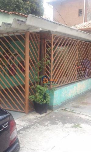 Casa  Residencial Em Vila À Venda, Vila Bertioga, São Paulo. - Ca0374