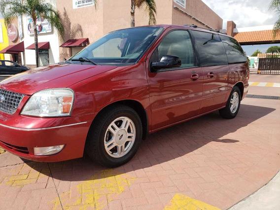 Ford Freestar 3.9 Lx Plus Mt 2006