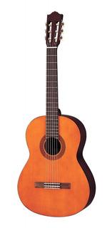 Combo Guitarra Yamaha C40 Con Estuche, Afinador Y Cuerdas