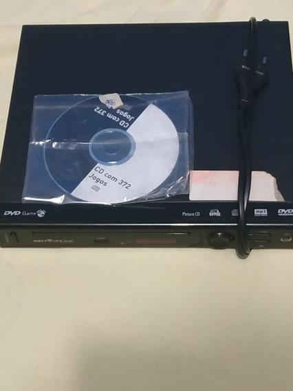 Dvd Player Raro Britania Sem Controle