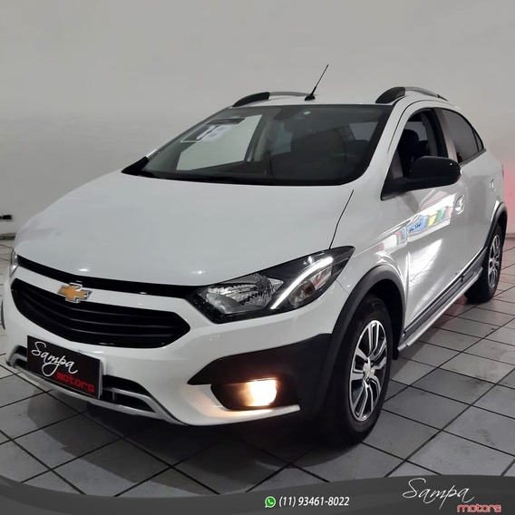 Chevrolet Onix Hatch Activ 1.4 5p Mec. Flex 2017/2018