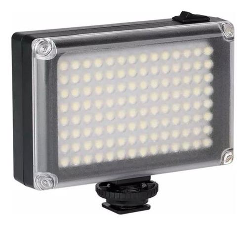 Iluminador Led Ulanzi Led112 Filtro Blanco Neutro O Calido