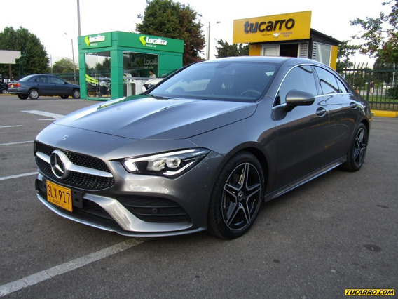 Mercedes Benz Clase Cla 180 Amg Line Tp 1400cc T Aa Ct