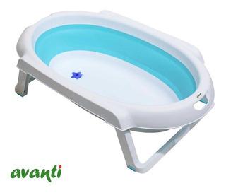 Bañera Para Bebe Plegable Avanti Baby Wash Antideslizante