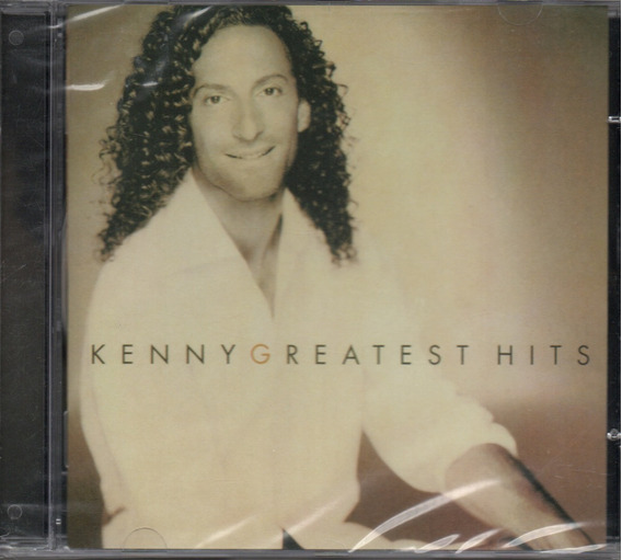 Cd Kenny G - Greatest Hits