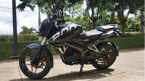 Pulsar Ns200 Negra