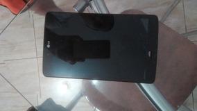Tablet Lg G Pad V 480 Com A Tela Quebrada Mas Liga.