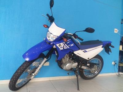 Yamaha Xtz 125 Cross