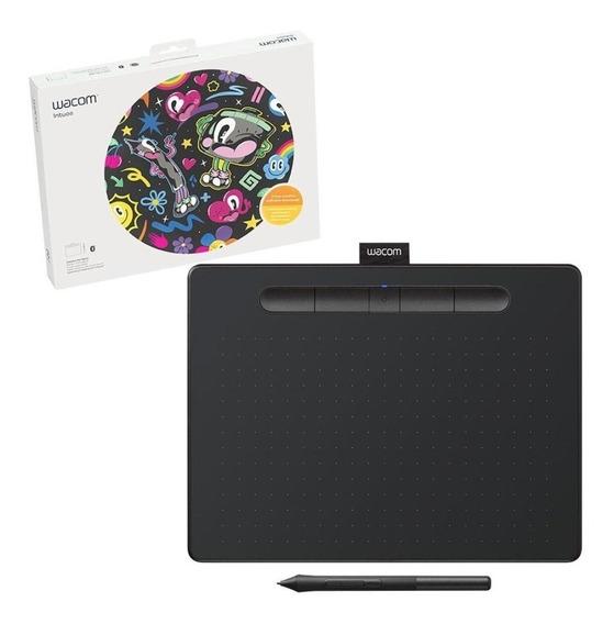Mesa Digitalizadora Wacom Intuos M Bluetooth Ctl-6100wl