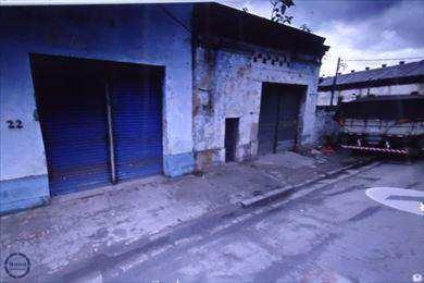 Galpão Em Santos Bairro Paquetá - A5011
