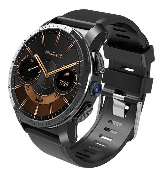 Reloj Inteligente King Wear Kc09 Hombre Smartwatch Camara