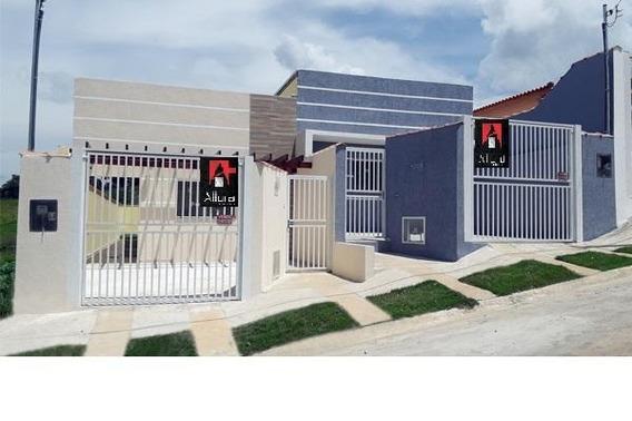Casa Com 2 Dormitórios À Venda, 68 M² Por R$ 249.000 - Campos Olivotti - Extrema/mg - Ca0739