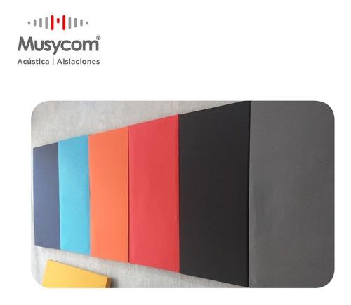 Imagen 1 de 8 de Paneles Acústicos Decorativos Calidad (1,20m X70) Musycom
