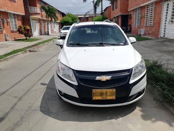 Chevrolet Sail Lt Modelo 2013 Xtrem