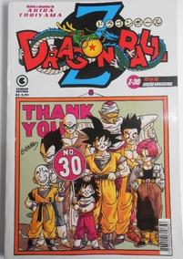 Mangá Dragon Ball Z Nº 30