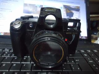 Maquina Fotográfica Yachica Red Eye Reduction Filme 33mm