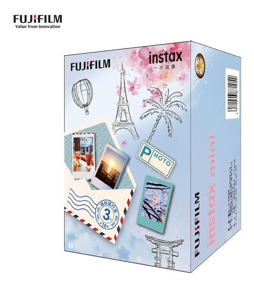 Fujifilm Instax Mini Câmera Instant Film Papel Foto 30
