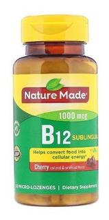 Vitamina B 12 Sublingual 1000 Mcg
