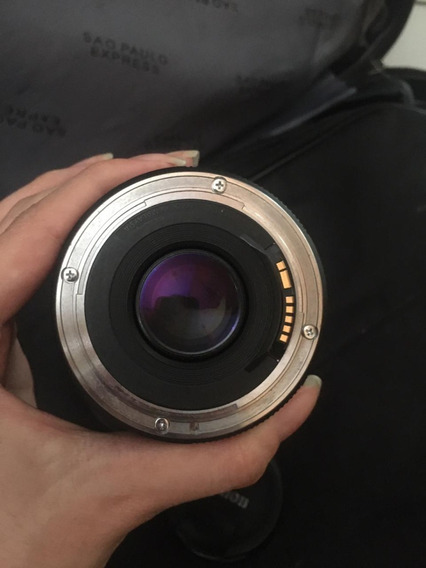 Canon Ef Lens 50mm 1.8 Stm