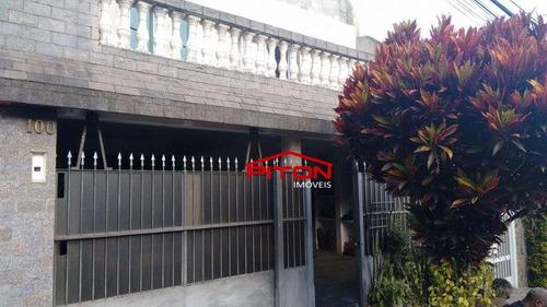 Imagem 1 de 30 de Sobrado Com 4 Dormitórios À Venda, 480 M² Por R$ 890.000,00 - Vila Matilde - São Paulo/sp - So2967