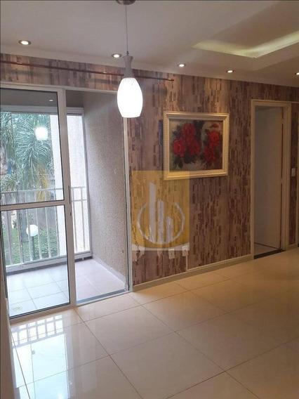 Apartamento Com 3 Dormitórios À Venda, 56 M² Por R$ 250.000,00 - Jardim São Miguel - Ferraz De Vasconcelos/sp - Ap0145