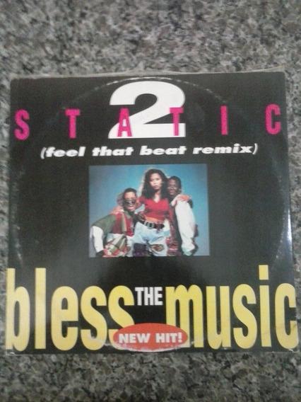 2 Static - Feel That Beat Remix Vinil Importado