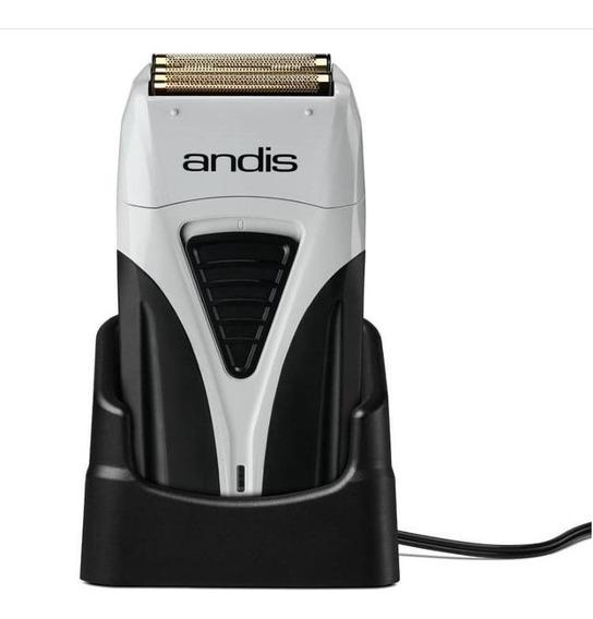 Máquina Shaver Andis Plus Ts2 Profoil Lithium