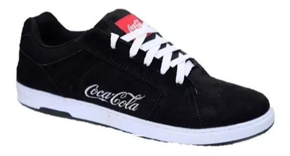 Tênis Coca Cola 2 Pares Masculino Lançamento Frete Grátis