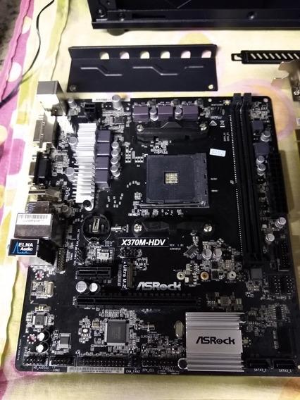 Kit Amd Ryzen 5 1600x + Asrock X370 + 16gb 3000mhz
