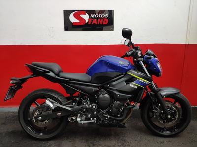 Yamaha Xj6 N Xj6n Xj 6n Xj-6n 600 Abs 2019 Azul